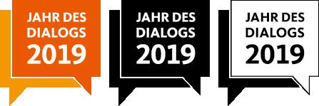 Jahr des Dialogs - Logos